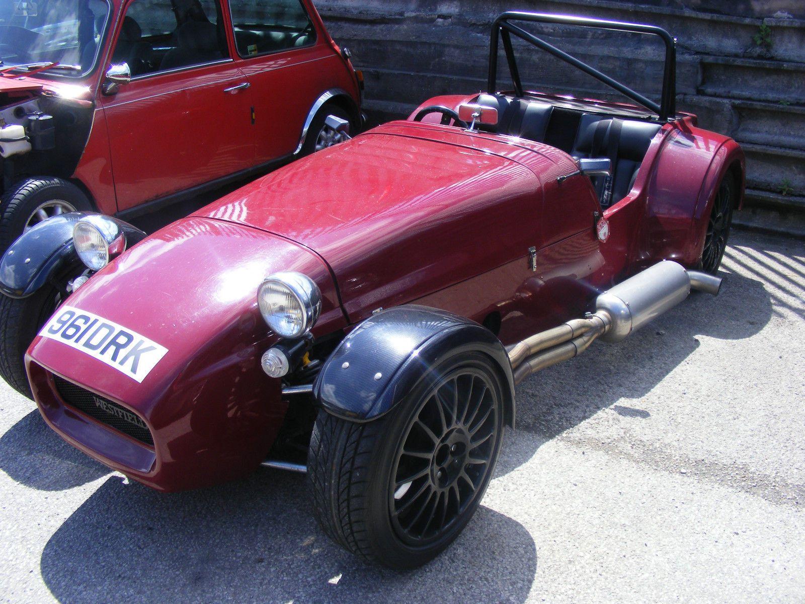 Lotus 7 kit car usa - Westfield Kit Car Se 2 0 16v Xe Not Locost Caterham