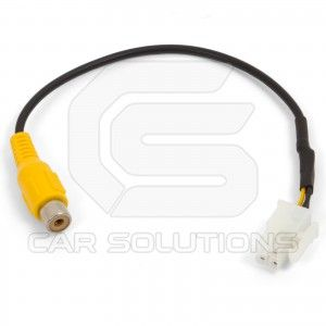 Cable for Rear View Camera Connection to Subaru Tribeca
