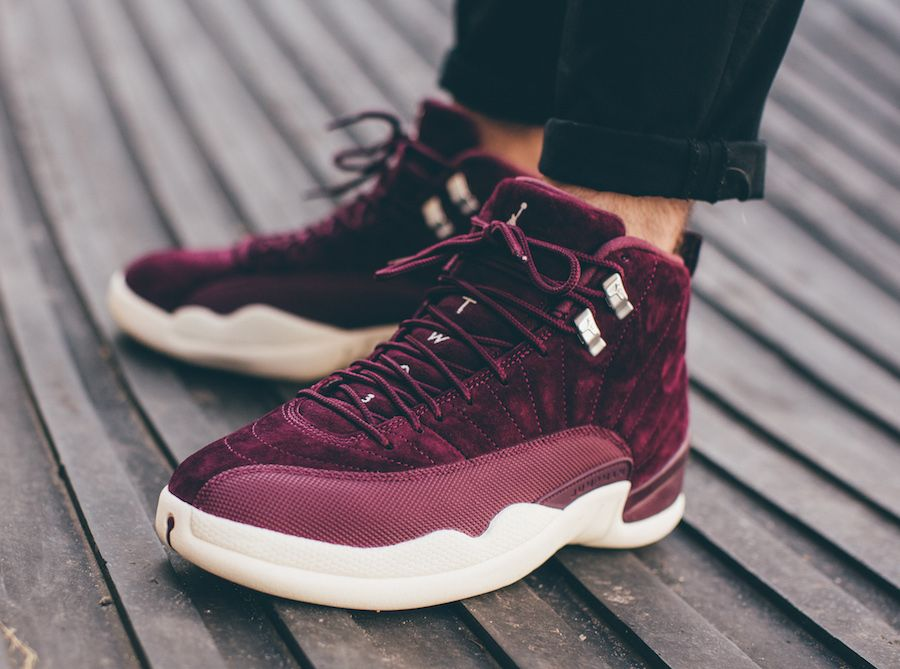 best service 1f72c e00e0 Air Jordan 12 Bordeaux 130690-617 Release Date | J Walker ...