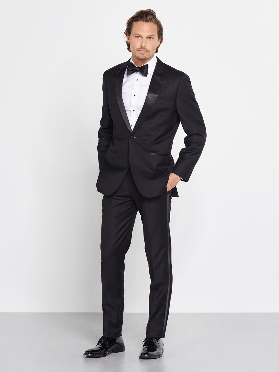 Real people, real moments. See what people are saying about The Black Tux's  suit