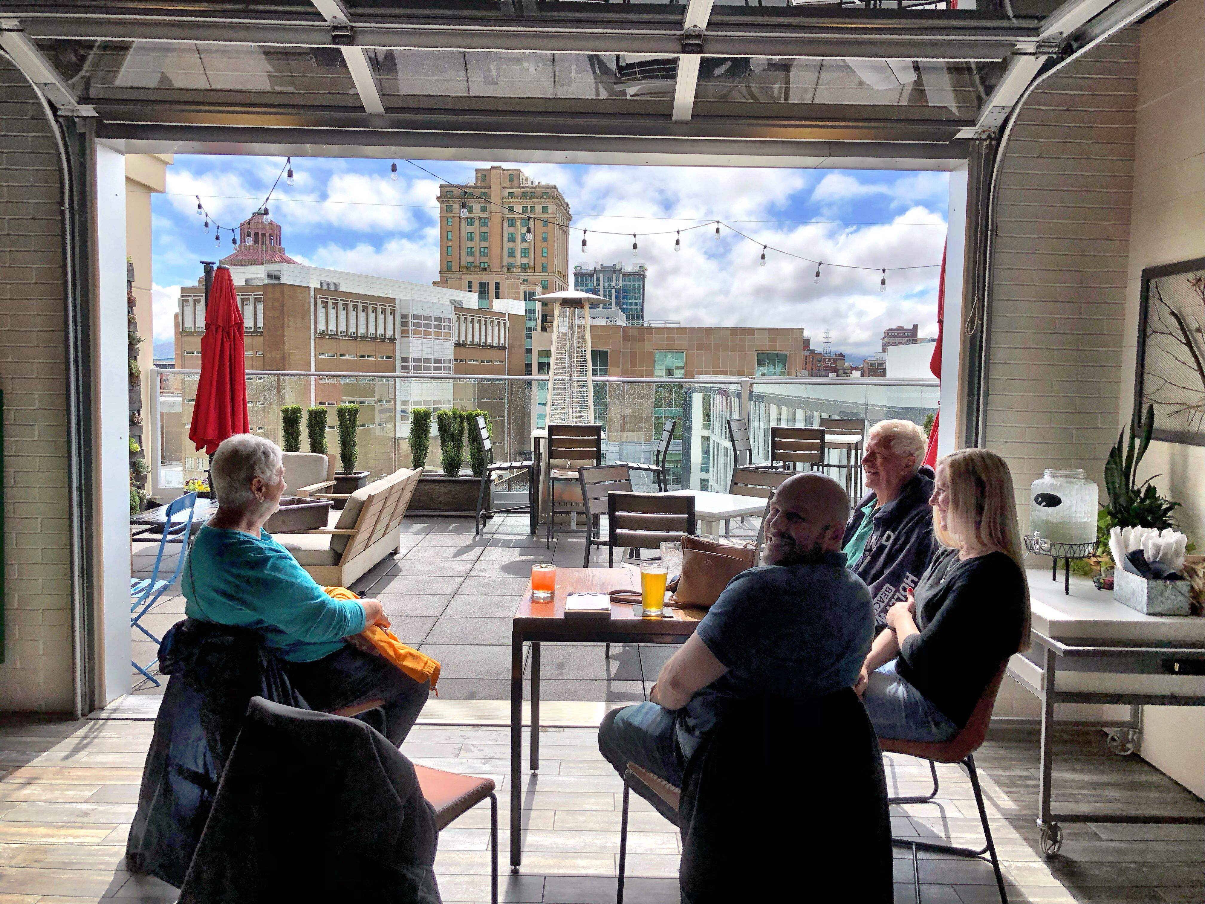 Your View On A Rooftop Bar Tour With Us Top Views Of The City
