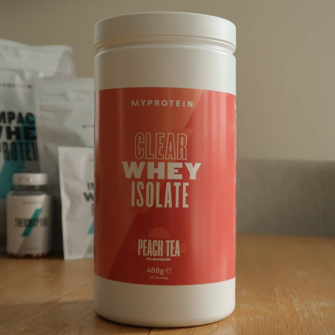 If you're looking for the best summer protein, there is only one option. Clear Whey Protein Isolate - light, refreshing, and a great alternative to milky whey