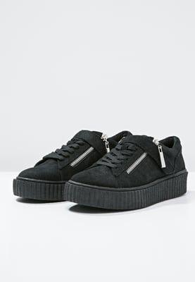 Sneakers laag Fornarina TINA - Sneakers laag - black Zwart: € 89,95 Bij