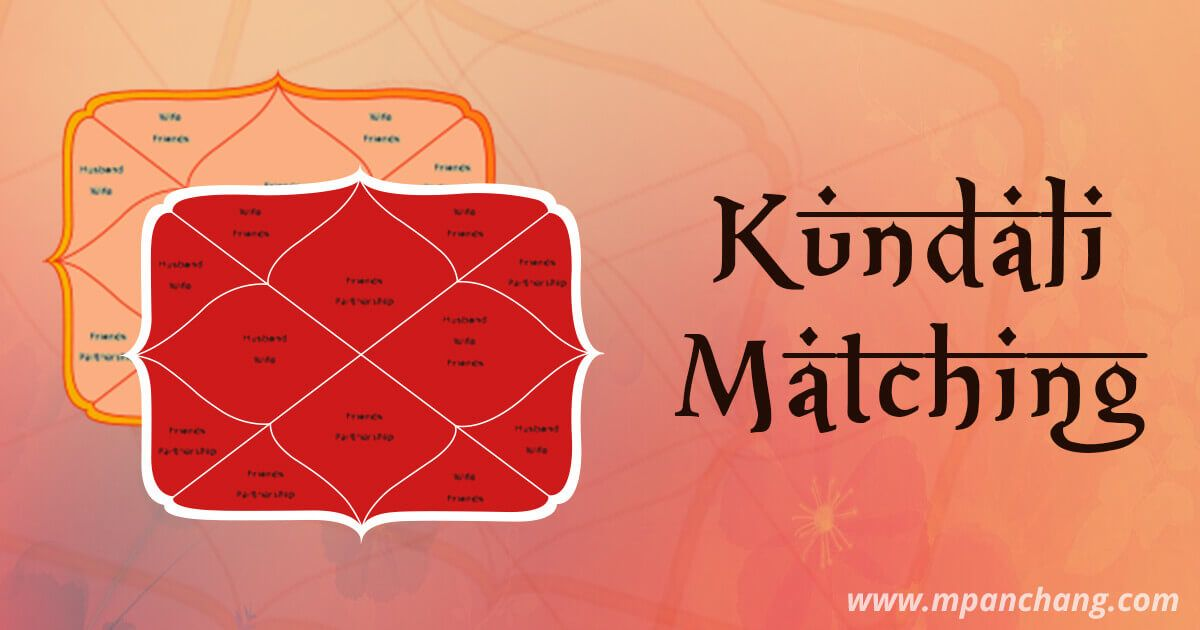 indien astrologie match Making Software