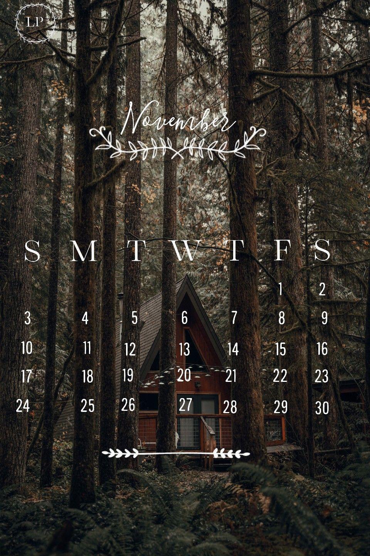 November calendar novemberwallpaper calendar november