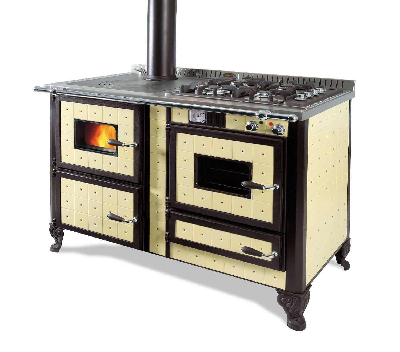 Piano De Cuisson Gaz Et Bois cuisiniere bois chauffage central - google zoeken