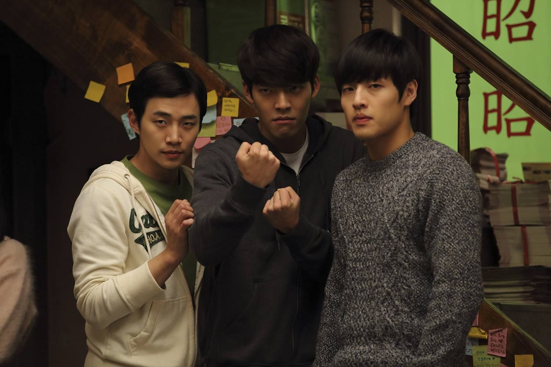 "Film Review ""Twenty"" Starring Kim Woo Bin, Kang Ha Neul"