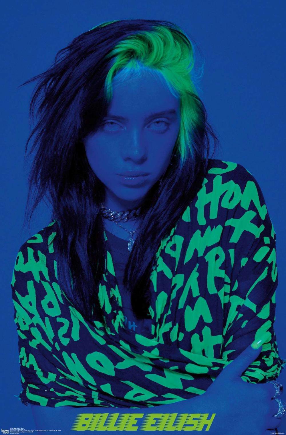 Billie Eilish - Blue