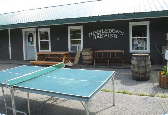Tumbledown Brewing Is A Small Craft Brewery Located In Farmington