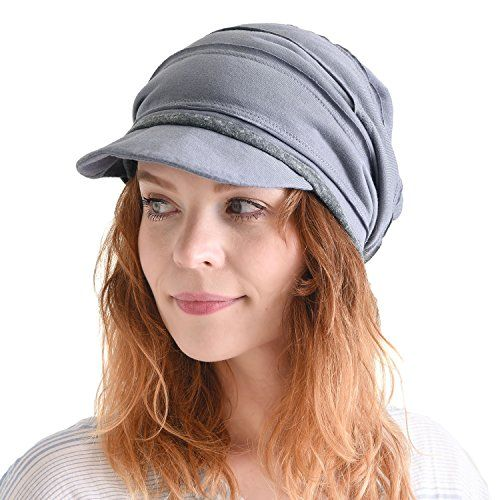 12f73cbd5a8 Casualbox Mens Womens Slouch Beanie Hat Peak Breathable Japanese Fashion  Gray     See this great product. (This is an affiliate link)