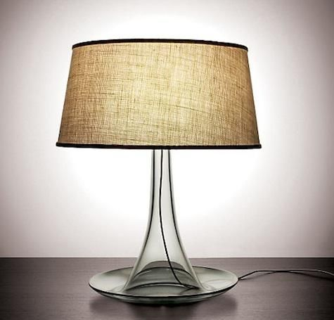 10 Easy Pieces Glass Table Lamps Modern Table Lamp Niche