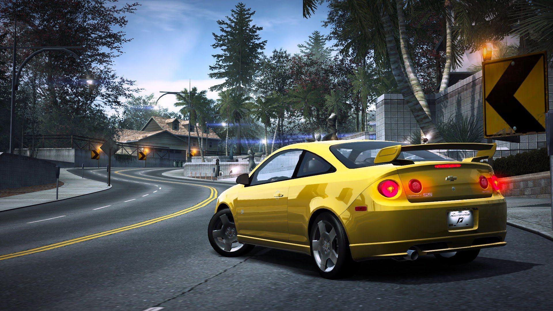 Need for speed world chevrolet cobalt ss youtube