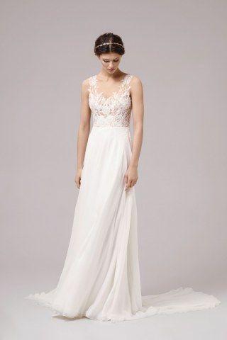 Boho-Brautkleider 2018/2019: Diese Kleider sind einfach zauberhaft ...