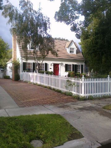 Pin By Amanda Capps On Must See Tv White House Black Shutters Black Shutters Red Door