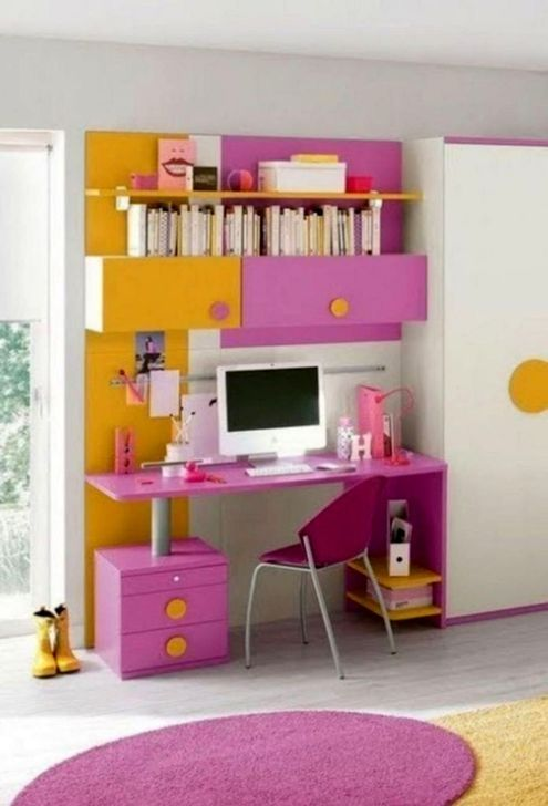 Kids Study Room Design: Cool 20+ Affordable Childrens Study Room Design Ideas For