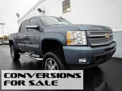 Used 2012 Chevy Silverado 1500 Ltz Z92 Lifted Truck 2012 Chevy