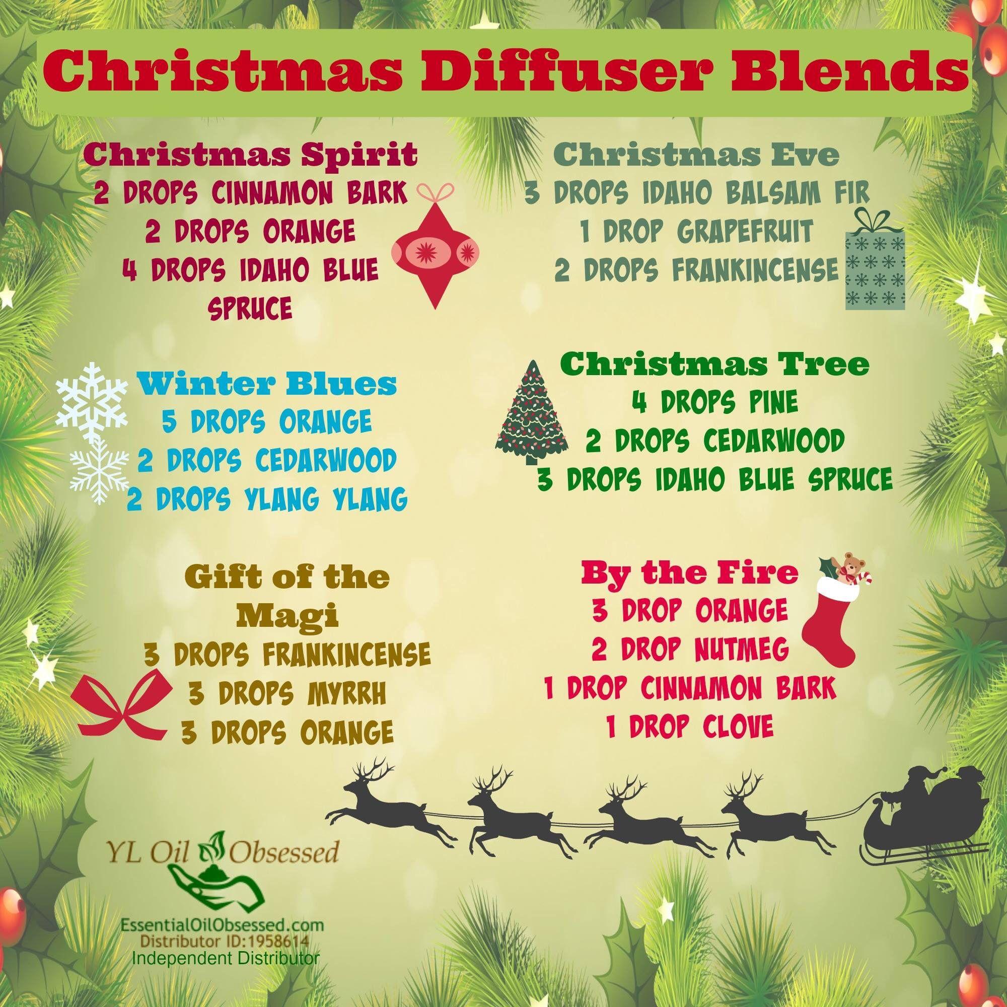 Christmas diffuser