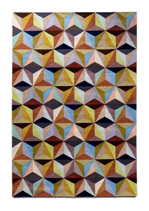 Tapis tuftés contemporains de BoConcept Handmade tiles can ...