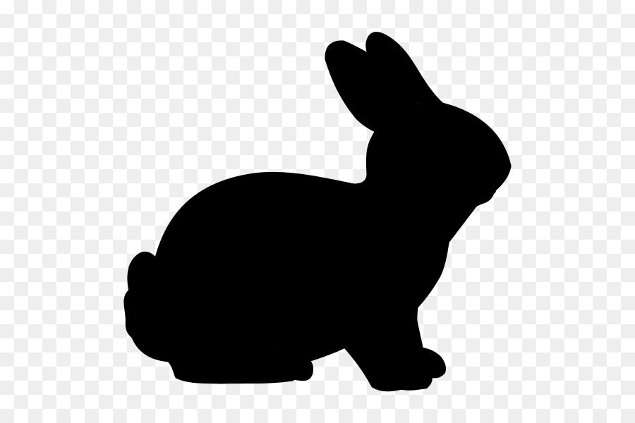 Easter Bunny Rabbit Silhouette Clip Art Rabbit Png Download 600 600 Free Transparent Easter Bunny Rabbit Silhouette Bunny Silhouette Silhouette Clip Art