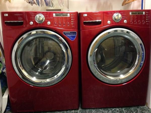lg steam washer model lg steam dryer model around 5 yrs old only selling because weu0027re moving and already have a washer u0026 dryer there