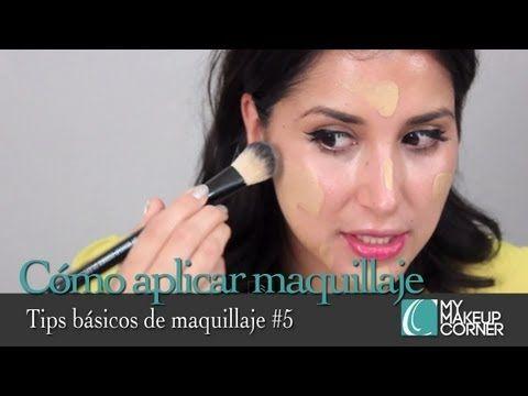 Básicos: Cómo aplicar maquillaje - Basics: How to Apply Makeup