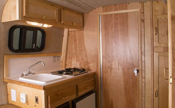 13 Light Weight Travel Trailers With Deluxe Interiors