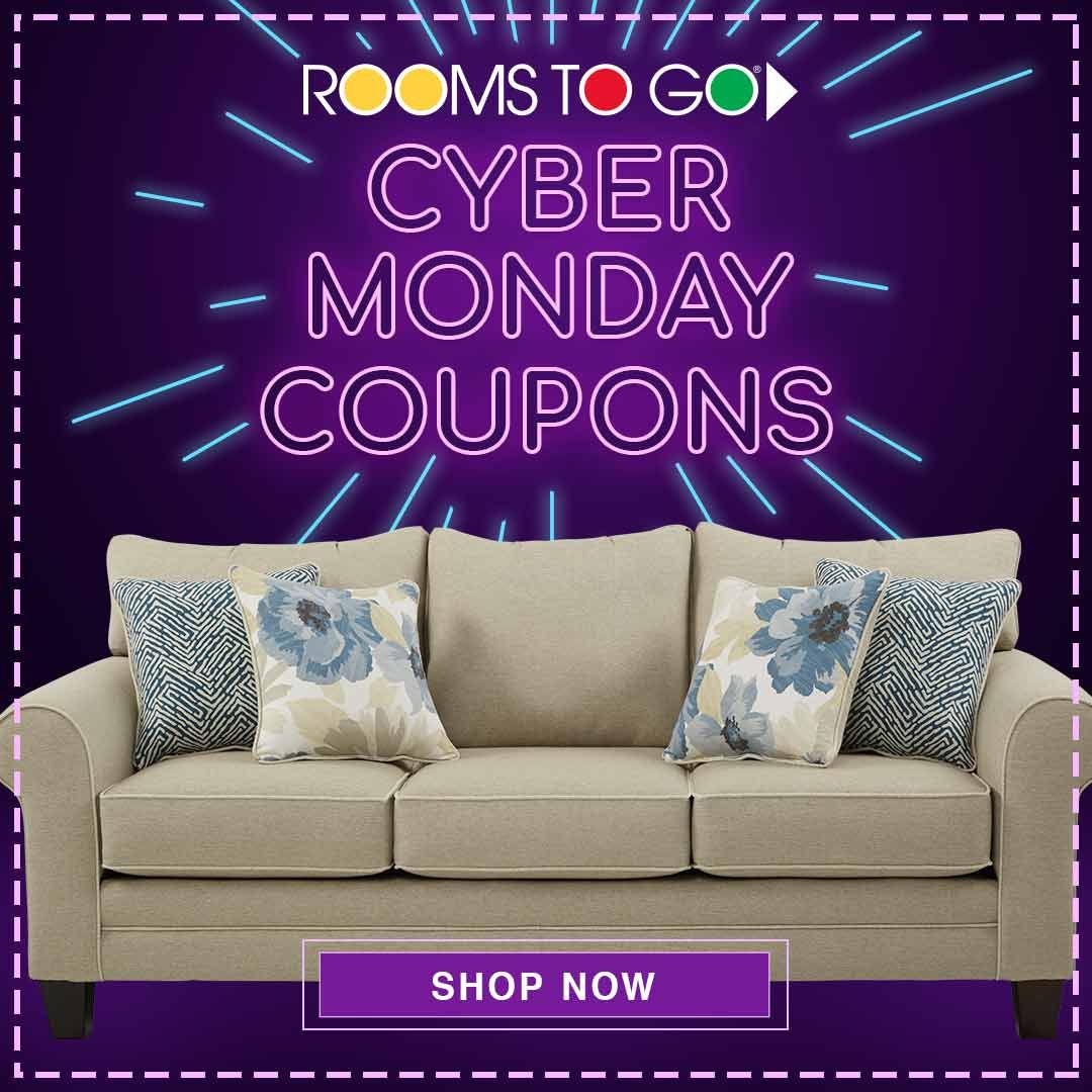 Our Cyber Monday Coupon Event Starts Now! Save On