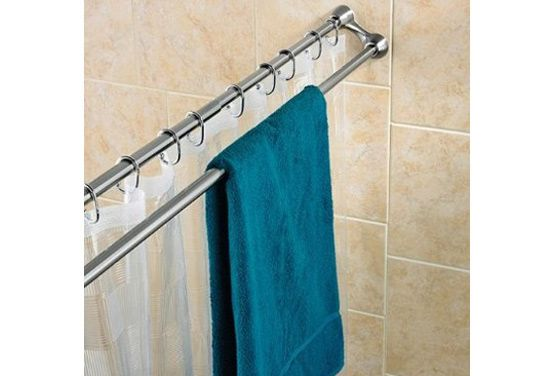 Don T Waste Precious Wall Space When Your Towels Can Nestle Right
