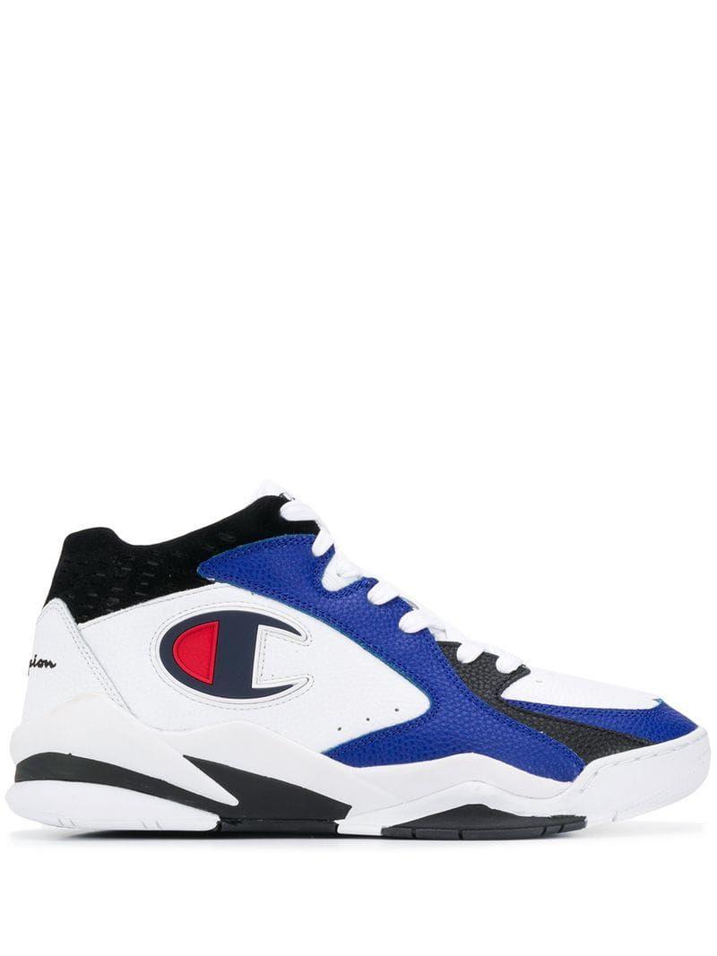 Champion Color Block Sneakers