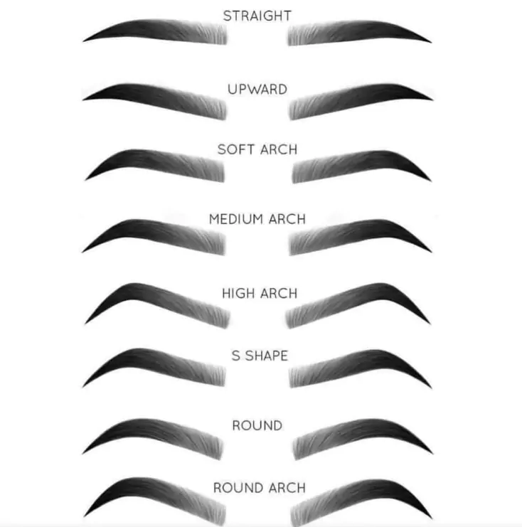 Photo of Top eyebrow shapes for women to choose from