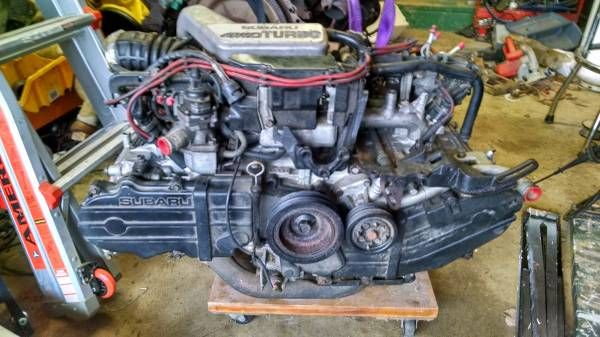 Ea82 Ea 82 Subaru Turbo Engine Ultralite Aircraft Aviation Xt Leone Auto Parts Used