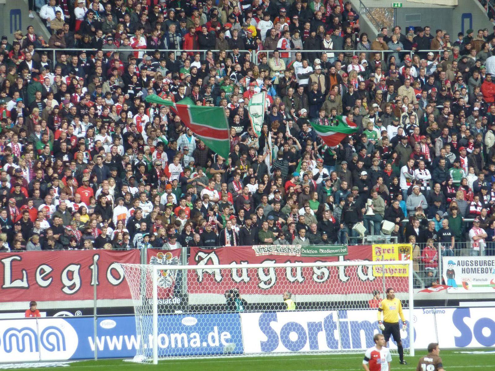 Augsburg Fans Verunglückt