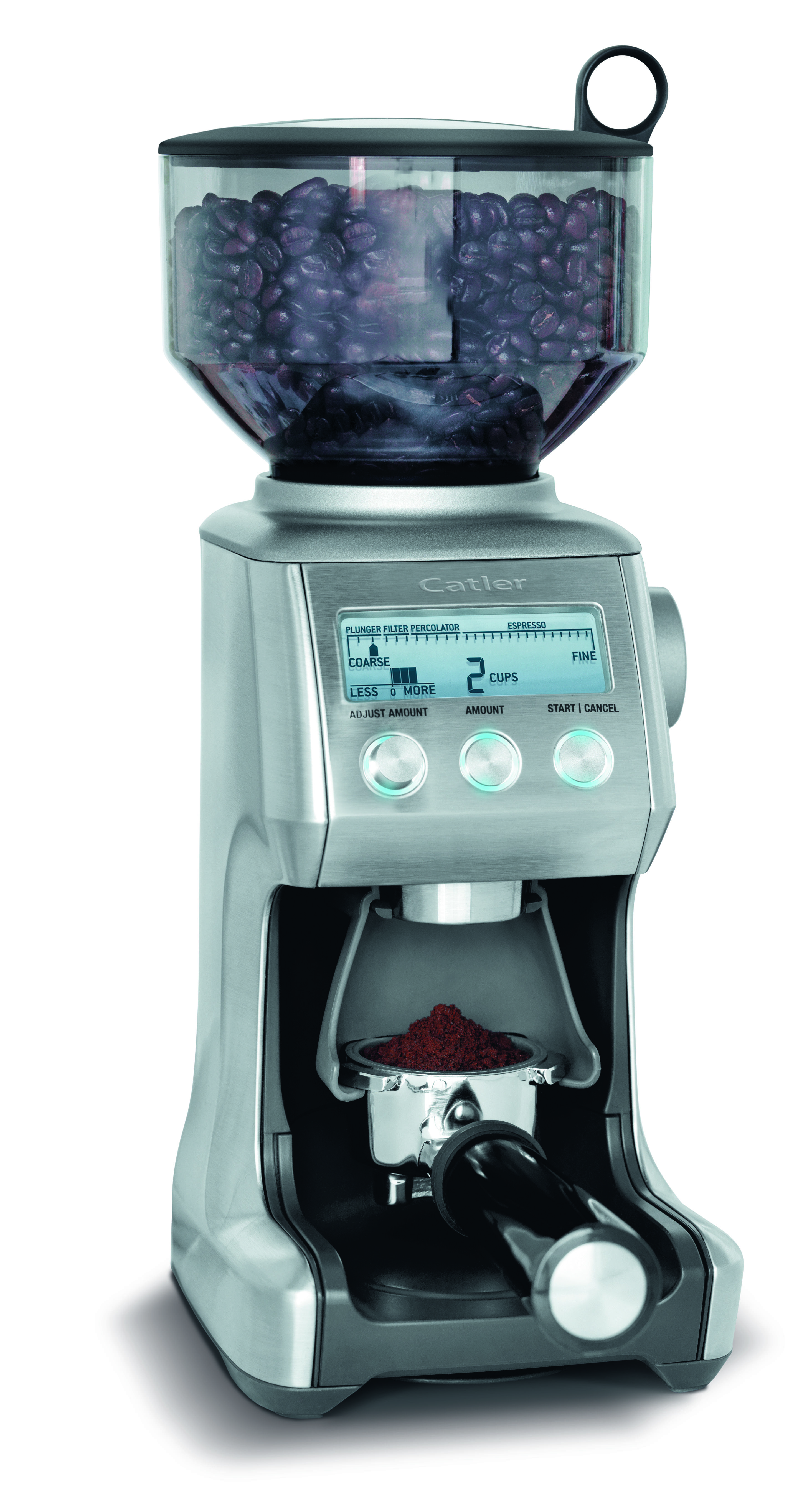 Automatic coffee grinder catler cg 8010 espresso
