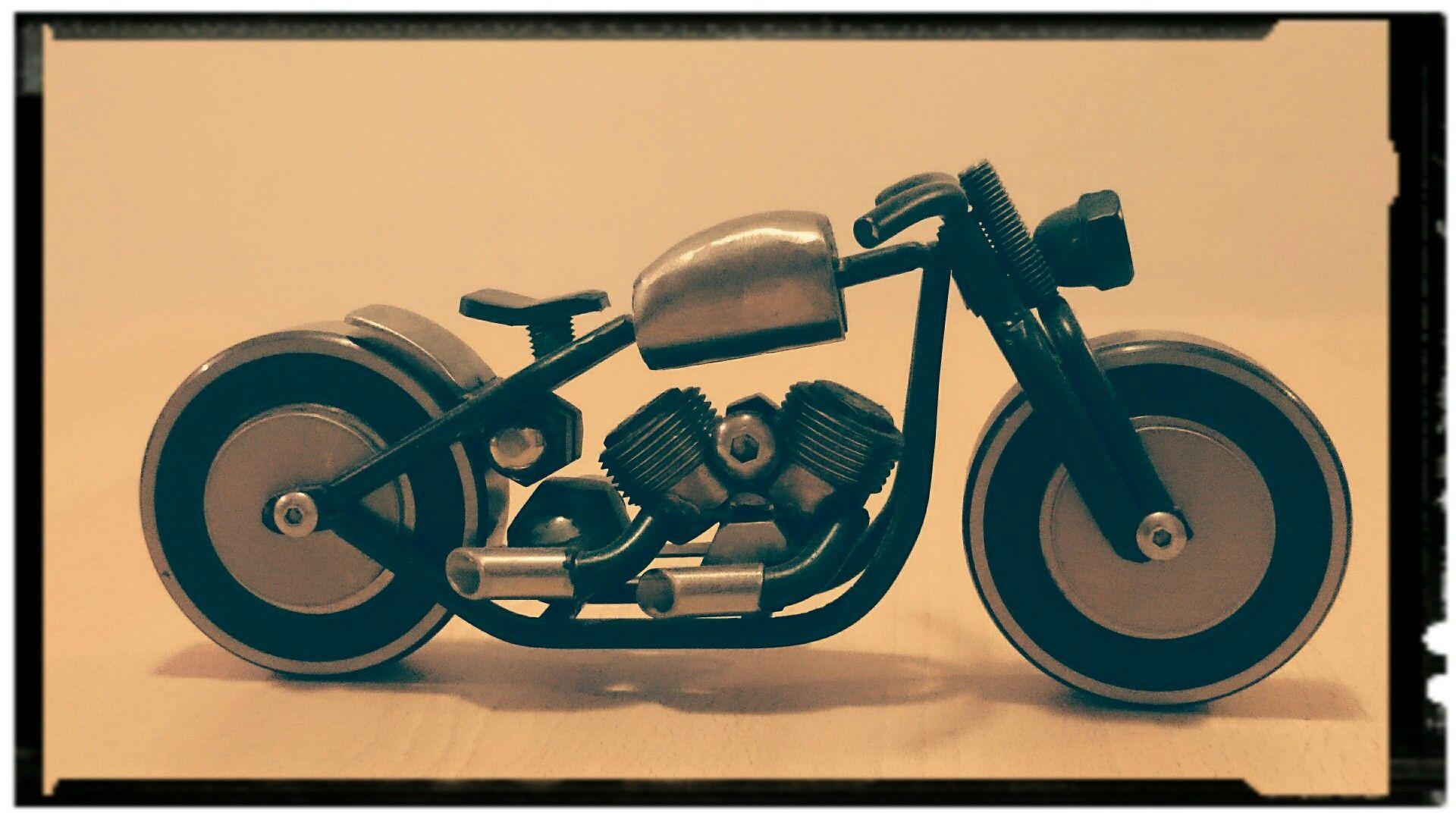 Steel Motorcycle