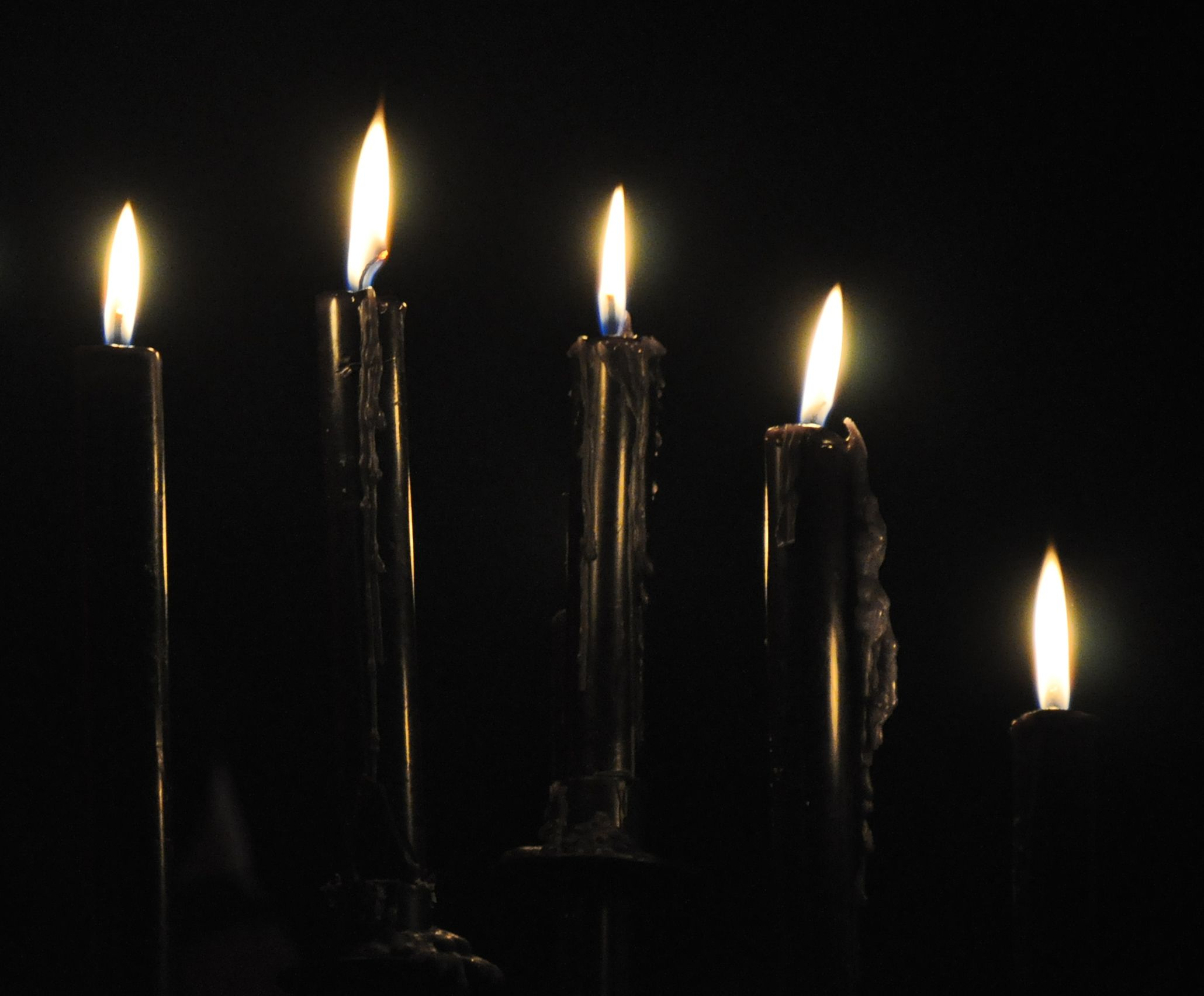Design Gothic Candles black candle images google search candles pinterest candles