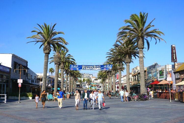 Hermosa Beach Pier Plaza Things To Do