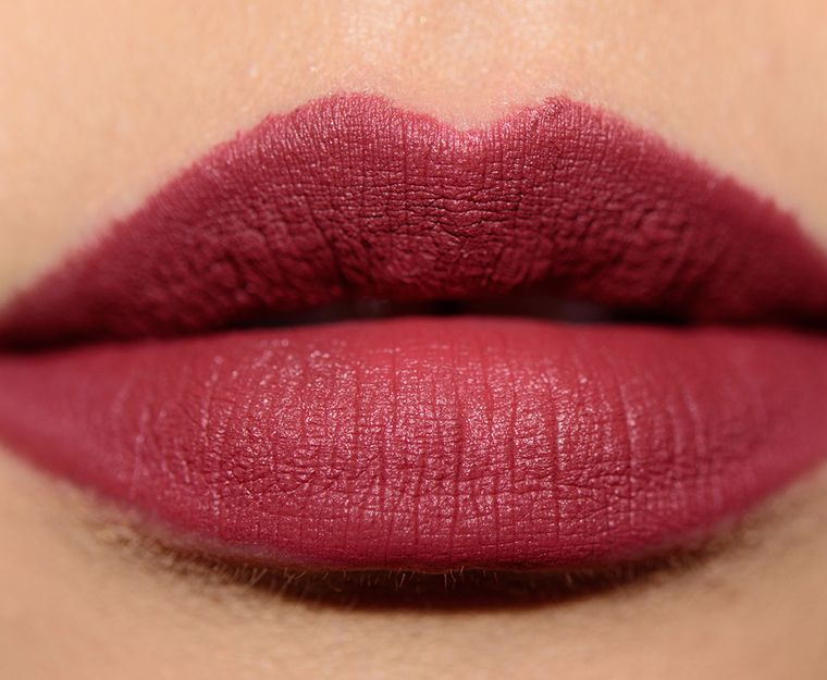 Sneak Peek Anastasia Matte Lipsticks Photos Swatches Lipstick Lipstick Photos Rum Punch