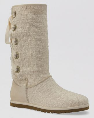 a5928276f3c UGG® Australia Boots - Heirloom Lace Up Bloomingdale's | Clothes for ...