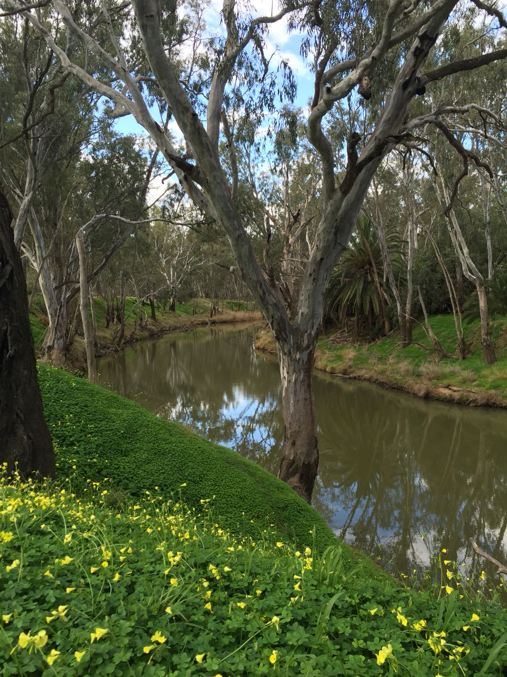 Campaspe river rochester river outdoor locations