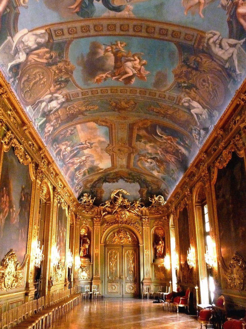 Hôtel De Toulouse La Banque France Via The Essence Of