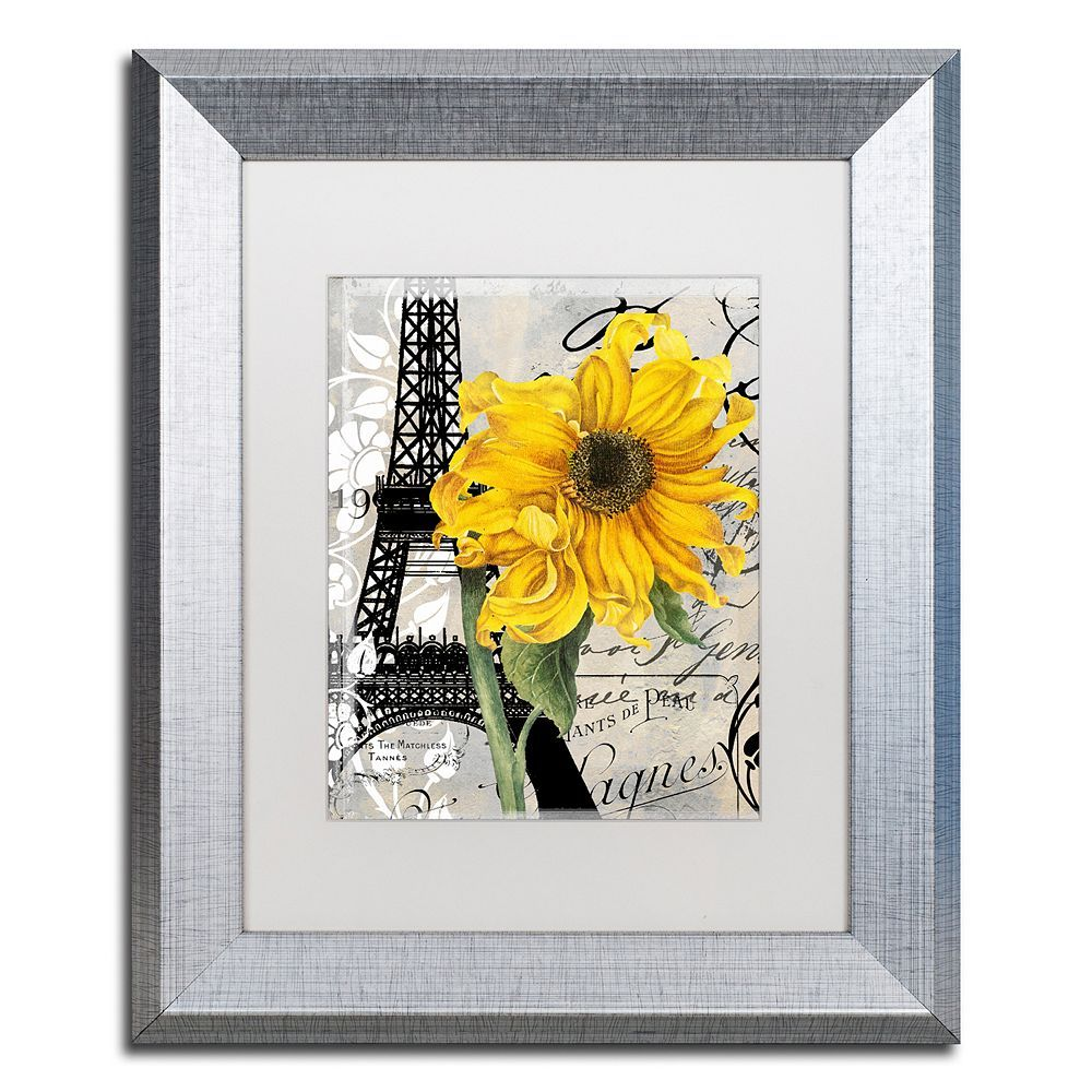 Unique Silver Framed Wall Art Composition - All About Wallart ...