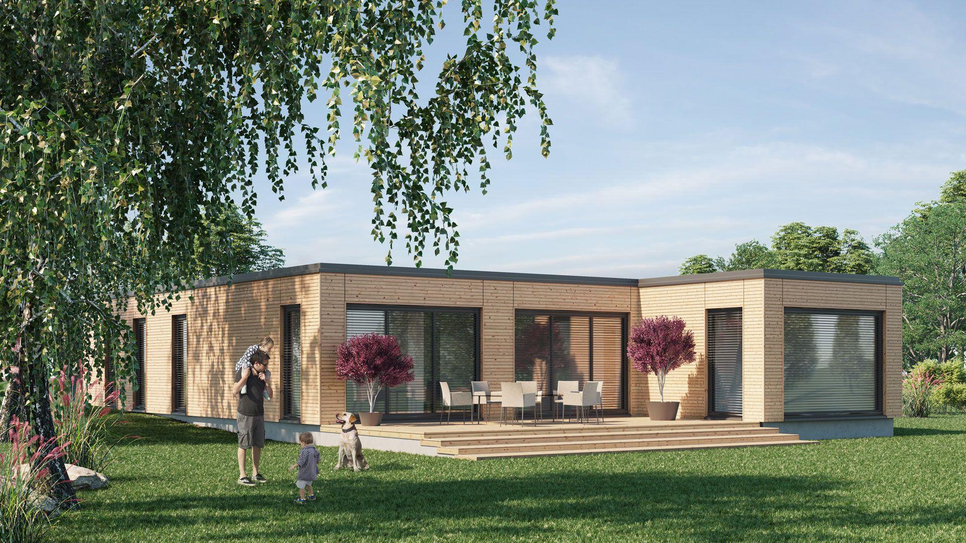 Aktivhaus Cube Haus Haus Haus Design