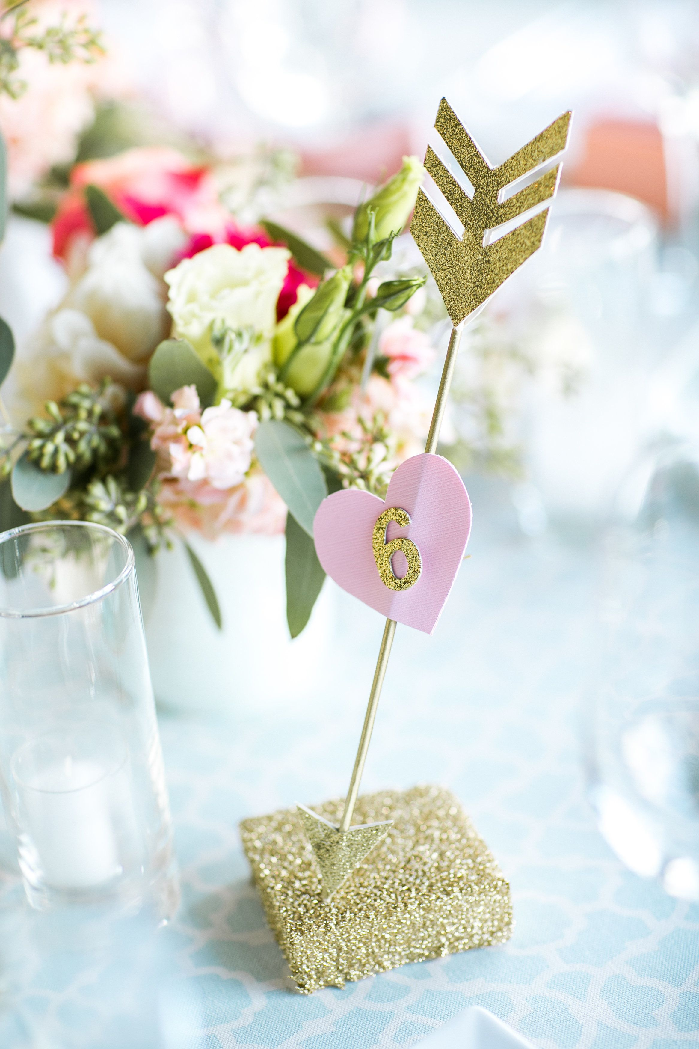 Just In Time For Valentines Day This Pink And Red Heart Themed Wedding Is The Perfect Mix Of Modern Aesthetic Whimsical Design Planned By Charmed