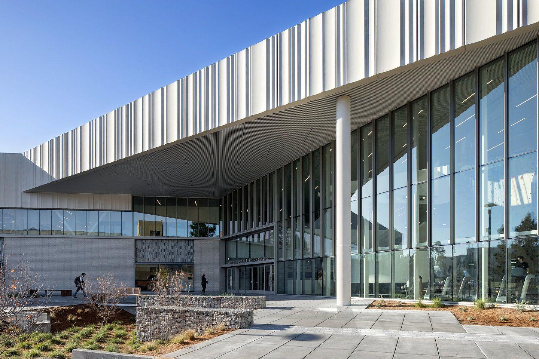 San Francisco State University Mashouf Wellness Center By Wrns Studio Wellness Center Architecture Project San Francisco State University