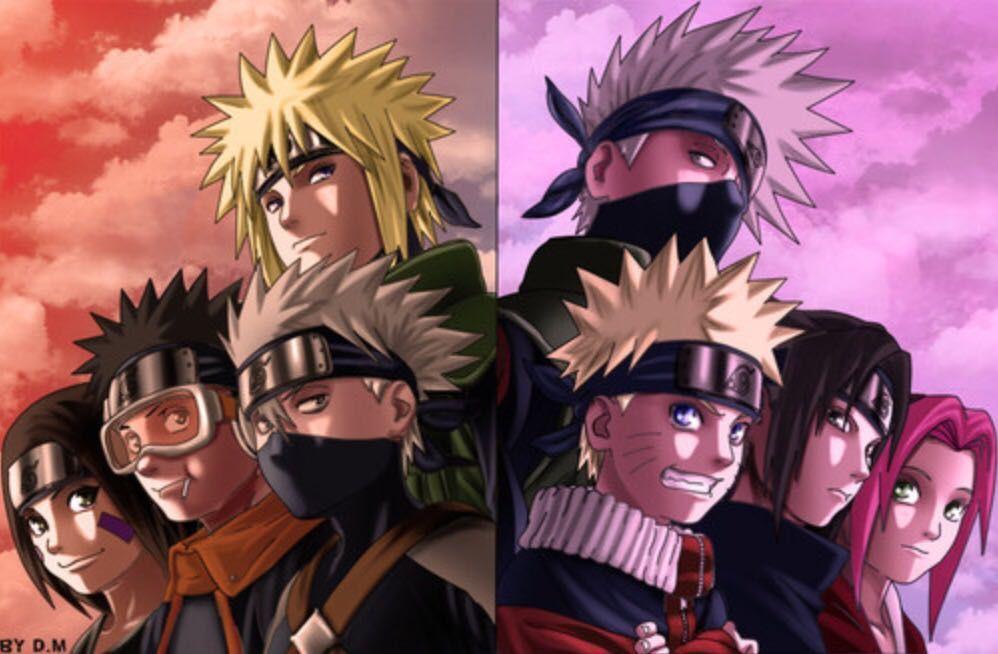 Back in Time (Naruto fanfic) - Kanabi bridge Part 1 ...
