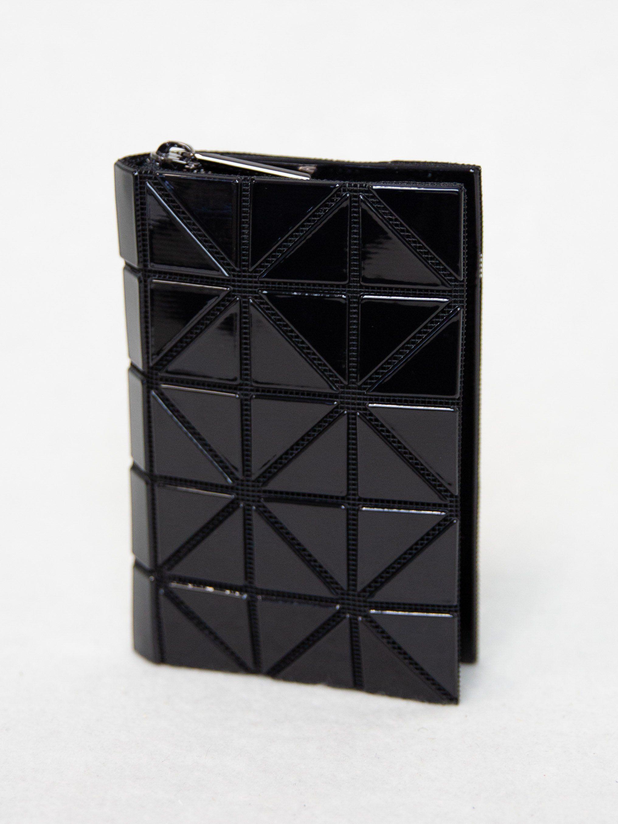 BAO BAO ISSEY MIYAKE Book Wallet - Black   S H O P   Issey miyake ... 6dc5b28735