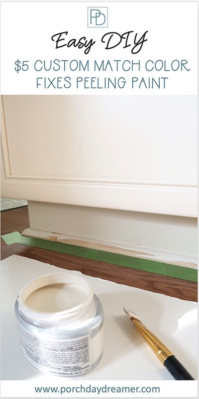 Kitchen Cabinets Chipped or Baseboards Peeling? Here's ...