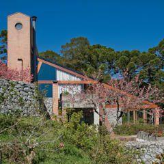 Casas de estilo moderno de Carlos Bratke Arquiteto