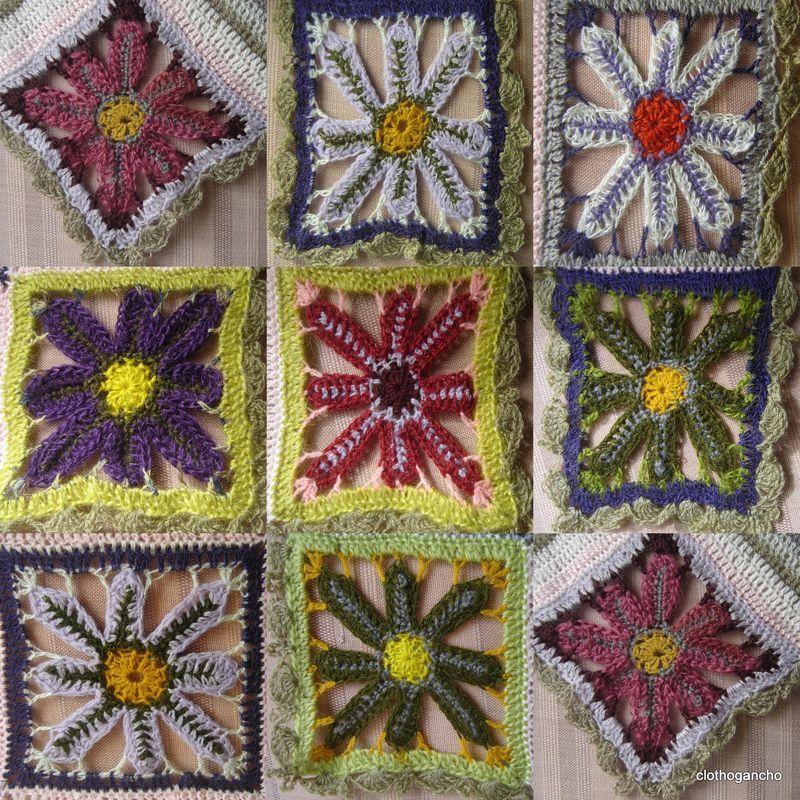 ch_le_anna | BLANKET and PILLOWS crochet, Häkeln DECKEN+POLSTER ...