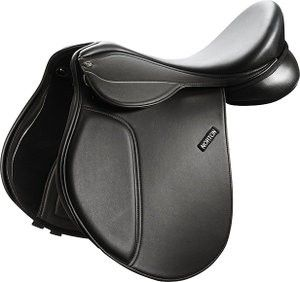 Silla Inglesa Norton 'Rexine' Sintética Silla mixta fabricada en material sintético de vinyl antideslizante de alta resistencia. #equitación #caballos #sillasmontar #jinete #greenstyle #equestrian #equipocaballo